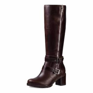 UGG-Australia-Lana-Leather-Equestrian-Riding-Buckle-Long-Tall-Boots-UK-5-5-38