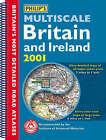 Philip's Multiscale Britain and Ireland: 2001 by Philip's Publishing, George Philip & Son (Spiral bound, 2000)