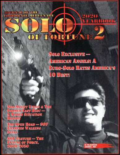 RTGCP3361 R Solo of Fortune #2 Talsorian Games Cyberpunk 2020