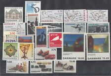 Danimarca/Denmark 1995 annata completa 22 V Mnh