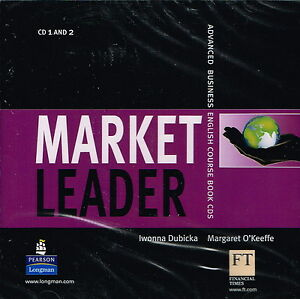 Longman-MARKET-LEADER-Advanced-Business-English-Course-Book-CD-039-s-NEW-amp-SEALED