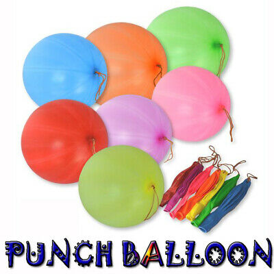 "18/"" LARGE Punch Balloons,party bag fillers CHILDERN PARTY"
