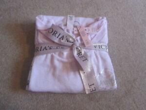 Pink The Stra Pjs Lounger Victoria's Bnwt Stampa Secret M 50 49 2018 Heart Taglia qRBCwt