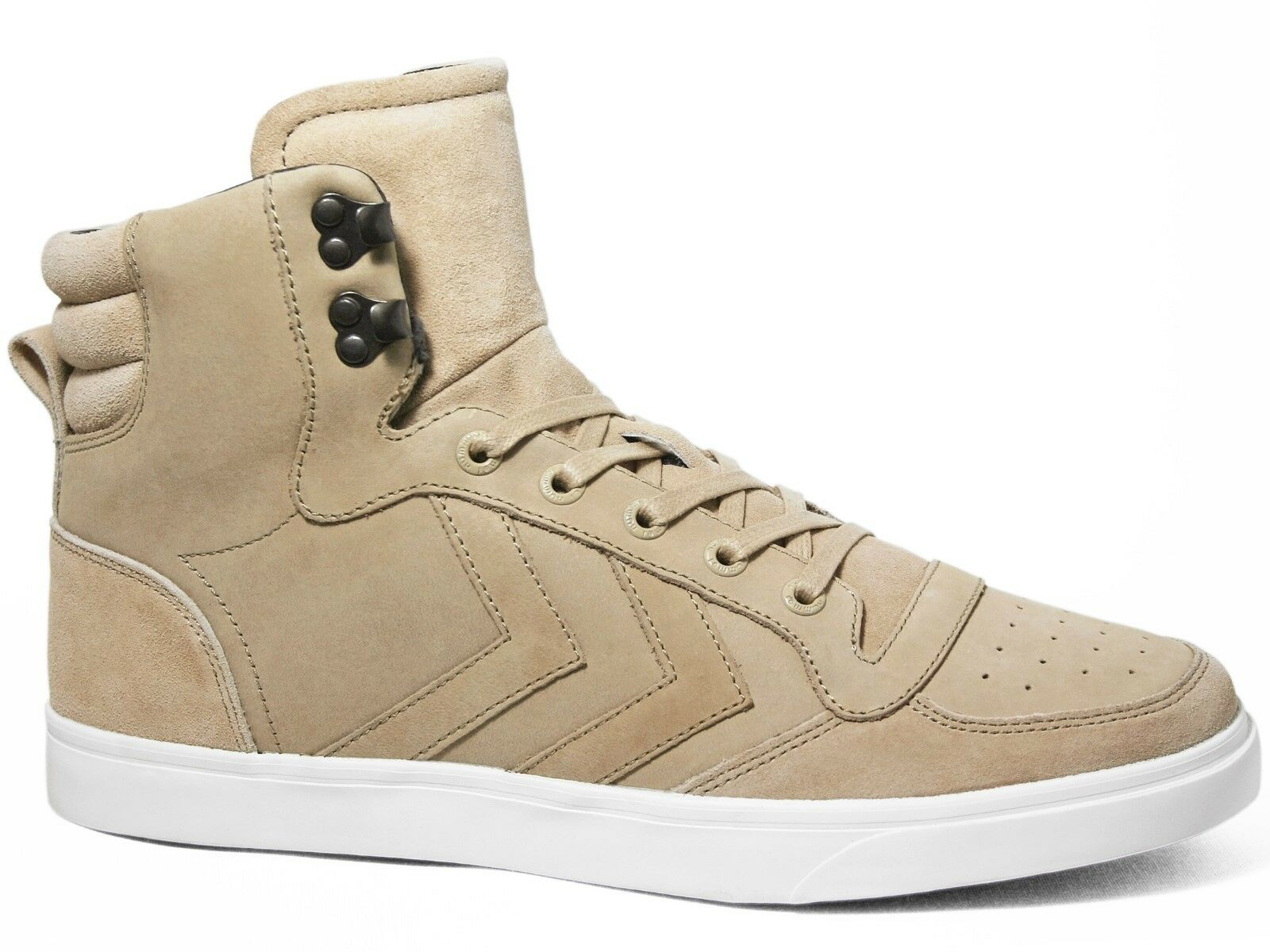 Hummel Stadil Winter Sneaker High Leather Nomad Hellbraun 65-057-8339 Sneakers