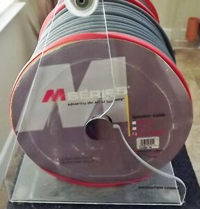 IMC AUDIO 50/' Feet 14 GA Gauge Clear 2 Conductor Speaker Wire Audio Cable