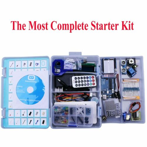 Elego project uno the starter kit the most complete for arduino uno r3