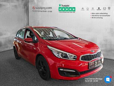 Annonce: Kia Ceed 1,6 CRDi 110 Style SW - Pris 129.500 kr.