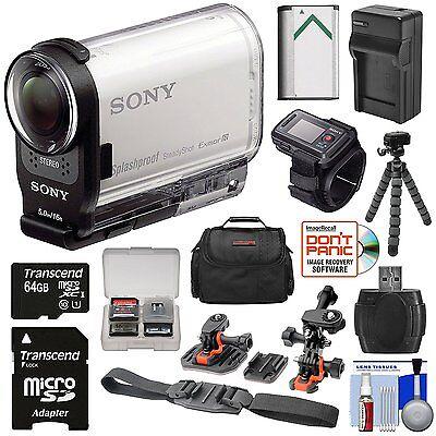 Sony action cam mini FDR-X1000 VR Live-View Remote kit HD Pocket / Helmet CAMERA