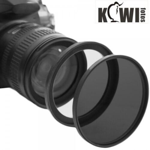 Kiwifotos anillo adaptador objetivo rosca 58mm a filtro 62mmBargainFotos