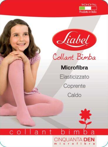 COLLANT 50 DEN BIMBA MICROFIBRA LIABEL ART 5028 COVER 50