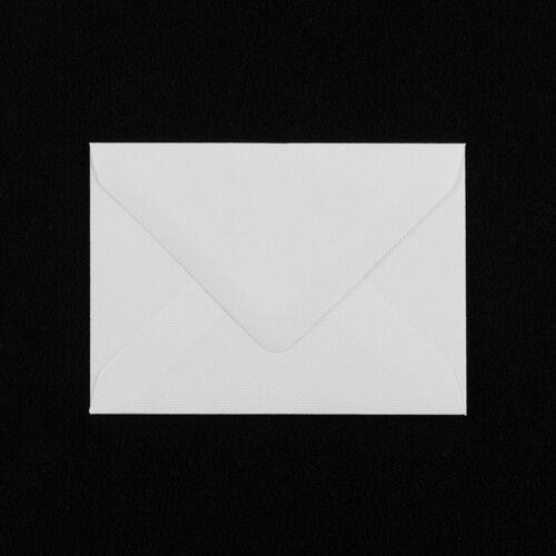 70mm x 100mm small white envelopes 100gsm pk10