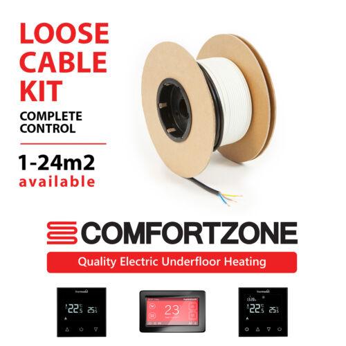 Electric Underfloor Heating Cable KitLoose Wire KitComfortzone