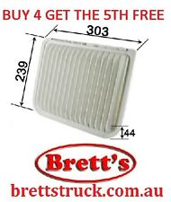 Air Filter Suit A1582  FORD FPV FALCON FG UTE TERRITORY MKII SZ MKII WA5137 313