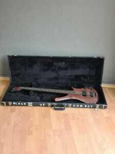 Warwick Fortress One Guitare E Bass Vintage 4-saitig Avec Tkoffer