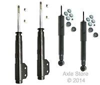 4 Shocks Struts Full Set Lifetime Warranty 40273 Fits Geo Tracker Sidekick on sale