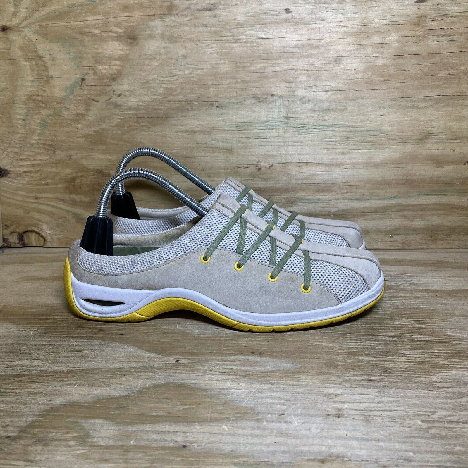 Cole Haan Air Mule Clog Shoes, Women's size 9, Tan