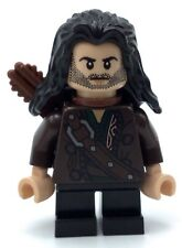 LEGO Kili the Dwarf 2sided head Hobbit Lord of the Rings 79001 Minifigure Lor037