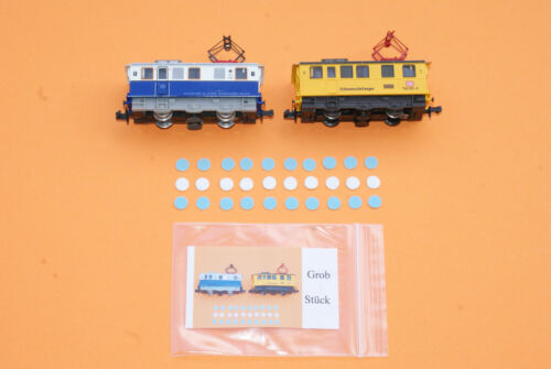 7969 E 36 hochwertige Reinigungsscheiben Polierscheiben Fleischmann 7968