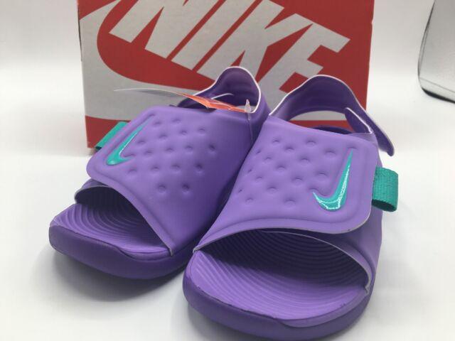 Nike Sunray Adjust 5 (td) Purple Sandal
