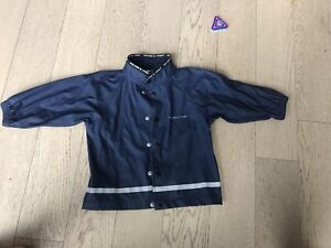 Baby Pyret Classic Stripe RAIN Jacket Polarn O