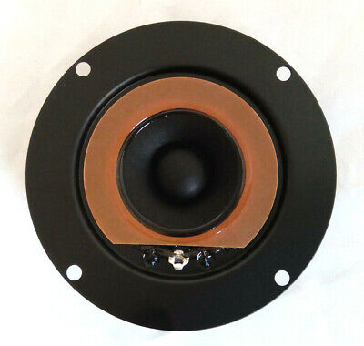 GRS PRT-8 Phenolic Ring Tweeter Replacement for AR-4X CTS Marantz and More 8 Ohm