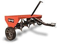 Aerator 45-0299 Agri-fab Tow Behind 48 Inch Plugger Orange Or Black