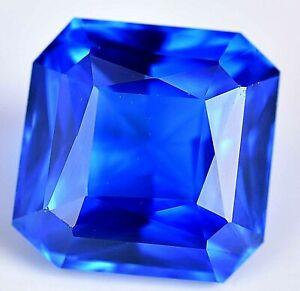 Certified-Natural-17-95-Ct-Rare-Lustrous-Blue-Tanzanite-Loose-AAA-Gemstone