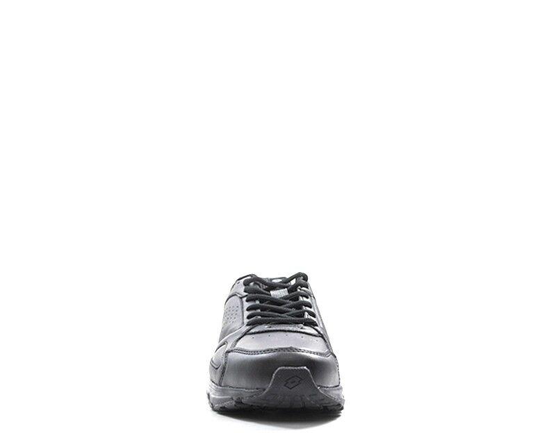schuhe LOTTO herren schwarz schwarz schwarz PU,Tessuto T6113 7f4b69