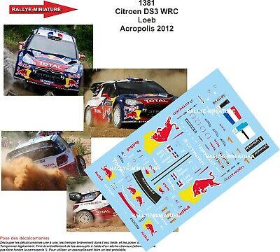 CITROËN DS3 WRC Argentine 2015 K.MEEKE RD16B voiture 1//43 IXO Direkt Rallye
