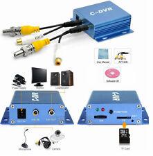 C-DVR,videoregistratore audio video,videosorveglianza,videocamera,scheda SD,1CH.