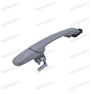 for Ford Focus Outside Exterior Outer Door Handle Driver Side Rear Left Primed