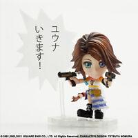Square Enix Final Fantasy Trading Arts Kai Yuna Mini Figure Toys