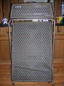 vox super beatle amplifier ebay. Black Bedroom Furniture Sets. Home Design Ideas