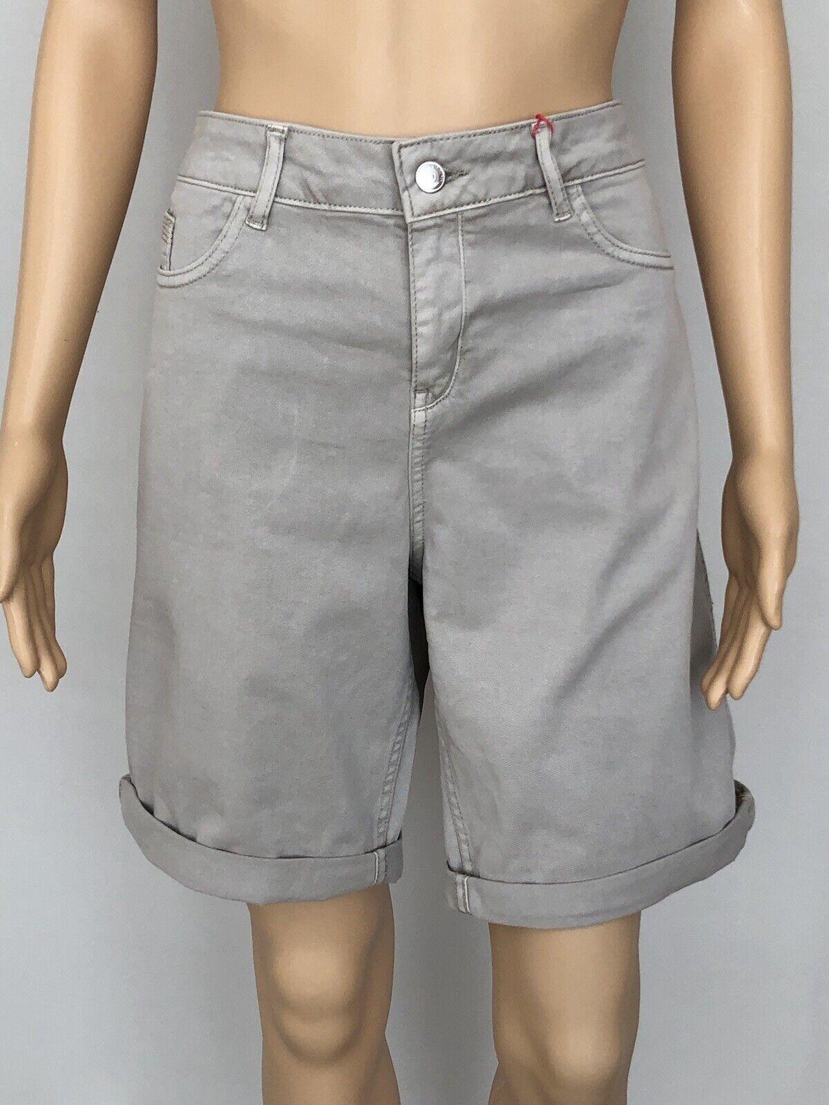 S.Oliver Jeans, Bermuda, Regular Fit,Beige,Kurze Jeans,Gr.40,Neu,OP.39.99