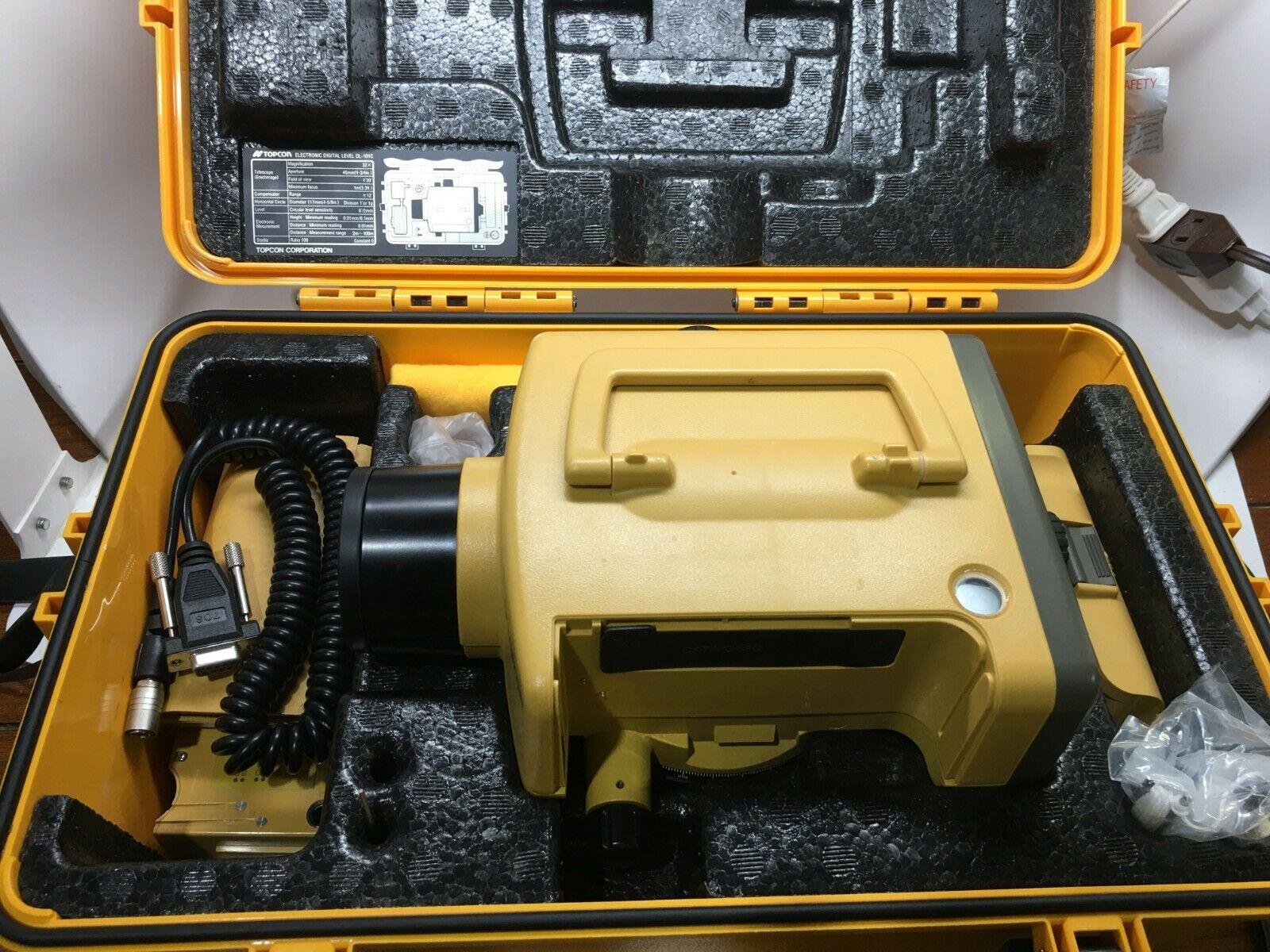 NEW TOPCON BT-31QB Battery For DL101C DL-102C Electronic Digital Level