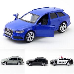 1-36-AUDI-RS-6-Avant-Carro-Coche-Modelo-Diecast-Regalo-Juguete-Vehiculo-Ninos-Tire-hacia-atras