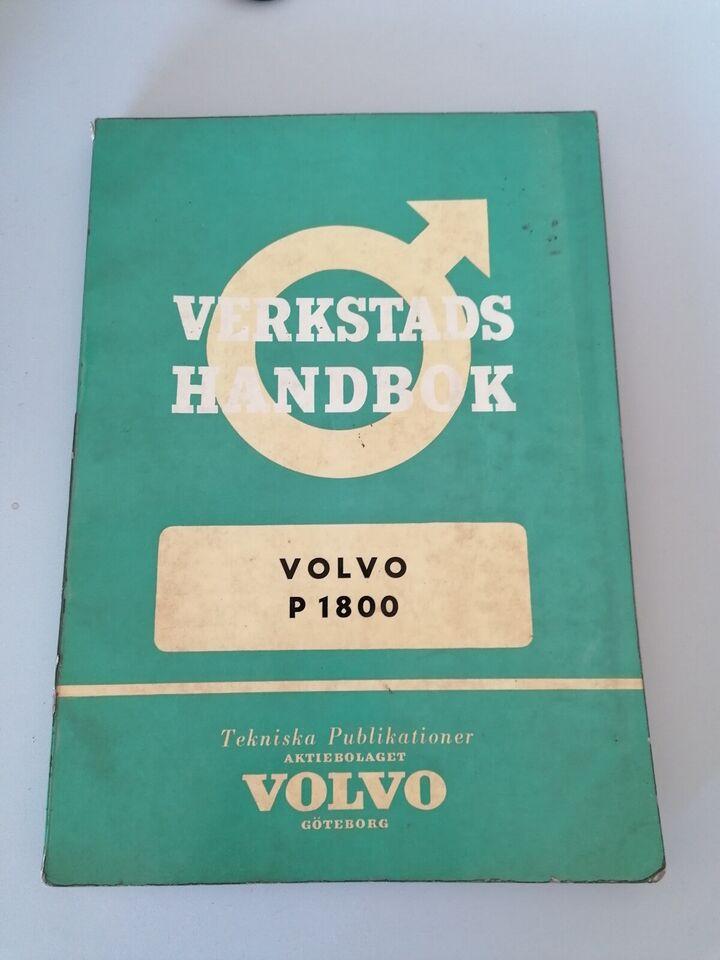 Volvo, P1800