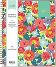 Day Designer For Blue Sky 2022 Weekly Amp Monthly Planner 85 X 11 Frosted Fle