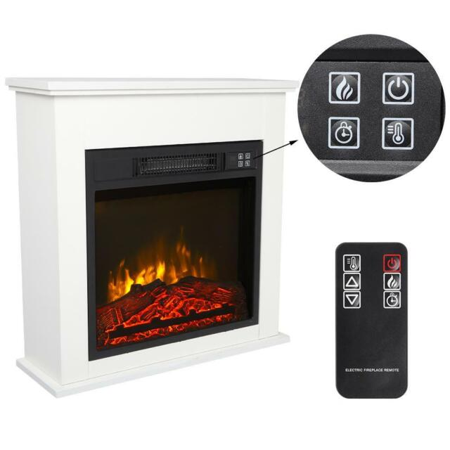 Electric Fireplace Heater Living Room