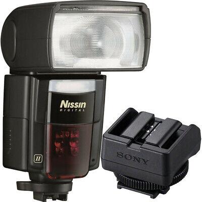 Nissin Di866 Mark Ii Flash Sony Adpmaa Multi Interface Adapter A7 Iii A7r Ii Ebay