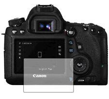 Confezione da 2 proteggi schermo cover protezione pellicola per Canon EOS 6D