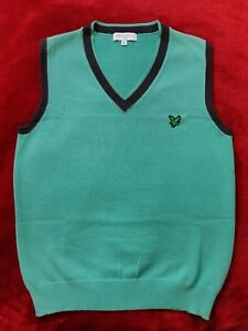 Lyle-and-Scott-Vest-Mens-Size-M