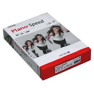 Papyrus 88113572 Drucker-/kopierpapier PlanoSpeed 80 G/qm² A4 (2500 Blatt)