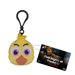 Funko-Plush-Keychain-Five-Nights-at-Freddy-039-s-CHICA-New