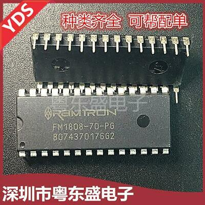 5PCS FM1808-70-S  Encapsulation:SOP,256Kb Bytewide FRAM Memory