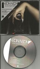 Boom Bip Gruff Rhys NEON NEON Raquel /Trick HOT CHIP MIXS& INSTRUMENTAL PROMO CD