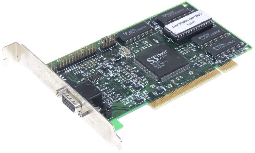 ELSA S3 TRIO 64V+ PCI 2MB ウィンナー 1000 TRIO/V