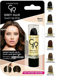 Cover Your Gray Hair Color Stick Dark Brown W Free Olive Oil