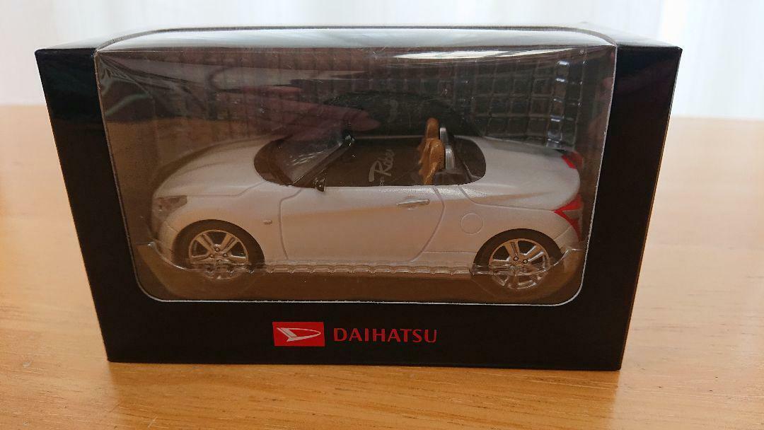 Daihatsu Copen Robe reculons jouet voiture dealer promo rare non vendu en magasin  10314