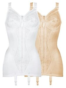 99404f2d1a03b Image is loading Naturana-Pack-of-2-Open-Bottom-Corselette-with-